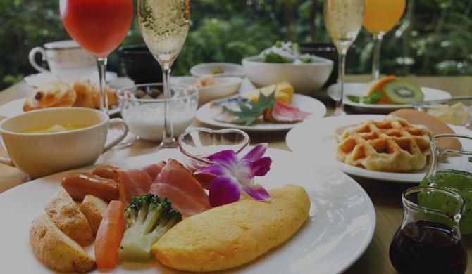 日航姫路の朝食ブッフェ