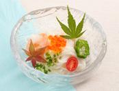 素麺(温製 又は 冷製)
