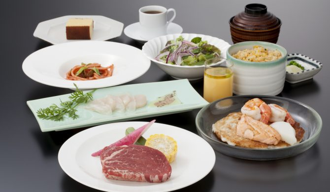 レディースランチ(女性限定) Ladies Lunch(specififally lunch for woman)