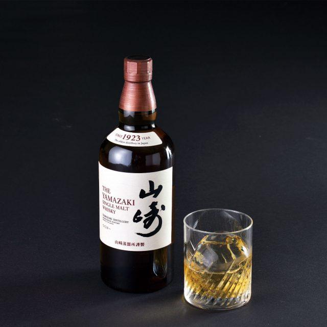 ボトルフェア「サントリー山崎」