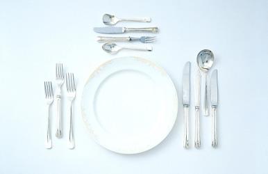テーブルマナープラン