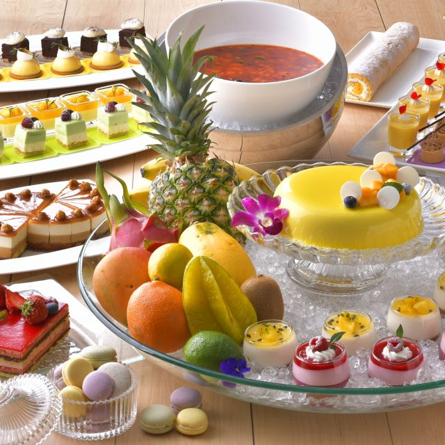 Sweets&Lunch Buffet ~トロピカル~